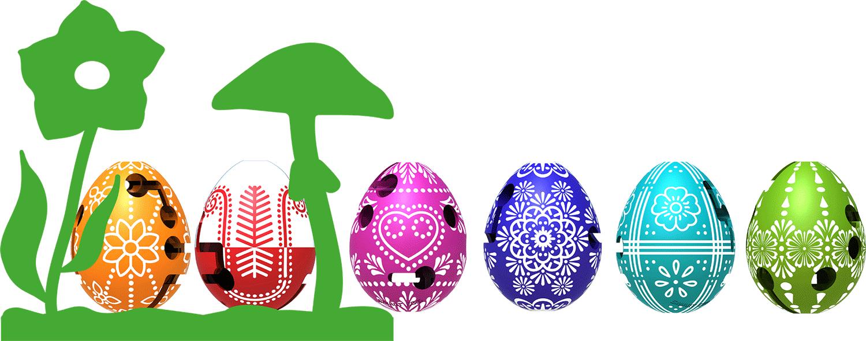 Easter Egg Series